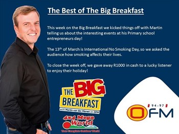-TBB- The Best of The Big Breakfast 11-15 March | Blog Post