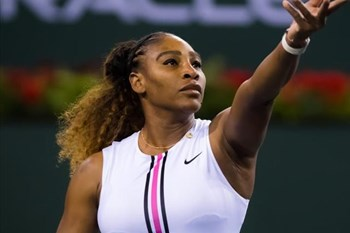 Serena Williams - Never Give Up | Blog Post