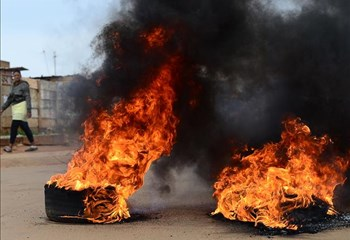 Protests flare up in Parys | News Article