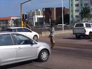 -TBB- Zelda's Feel Good Story: The Homeless Traffic Points-man  | Blog Post