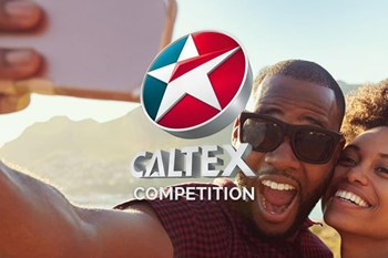 Win with Caltex!