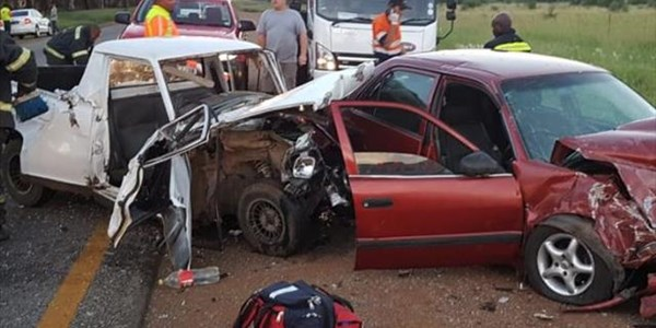 Three men sustain injuries following collision in Potch    News Article