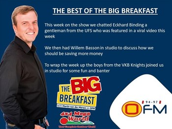 -TBB- The Best of The Big Breakfast 4-8 March | Blog Post