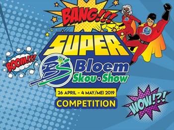 MMM - Bloem Show Super Hero competition    Blog Post