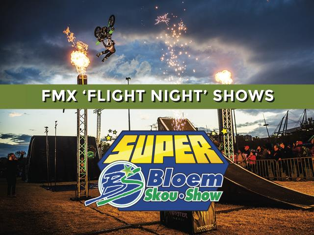 Monster Energy FMX 'flight night' with OFM