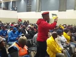 EFF confident of winning Sedibeng | News Article