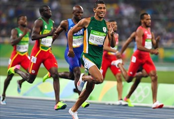 Wayde entered for National champions in Germiston | News Article