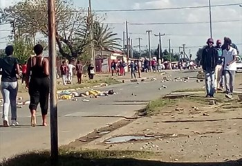 NW looters to appear in court  | News Article