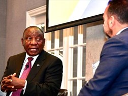 Cabinet to be restructured to benefit economy - Ramaphosa | News Article