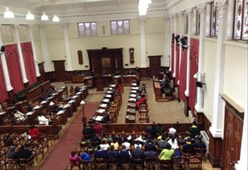 FS and NW Legislature ready for elections of new members   News Article