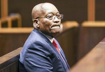 #Zuma says his rights were trampled on | News Article