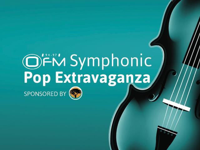 OFM Symphonic Pop Extravaganza sponsored by FNB