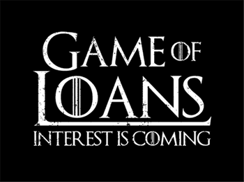 -TBB- With Game of Thrones being such a disappointment we developed GAME OF LOANS to FIX all that! | Blog Post