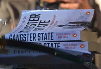 Author of Gangster State looks forward to discussion on state capture in Bloemfontein | News Article