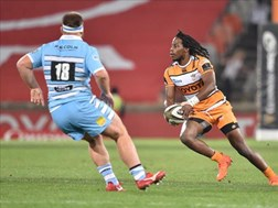 Maxwane named in PRO14 Dream Team | News Article