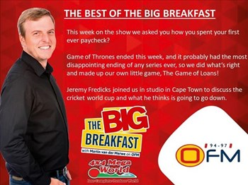 -TBB- The Best of The Big Breakfast 20-24 May | Blog Post