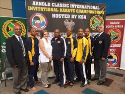 NC SAPS excel at Arnold sport festival | News Article