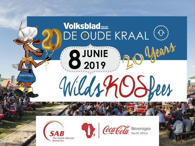 De Oude Kraal Volksblad WildsKOSfees