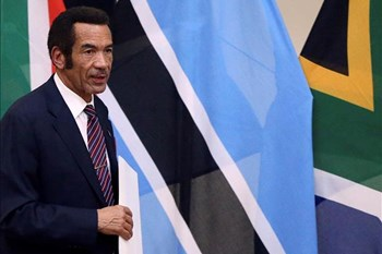 Former Botswana president Khama quits ruling party | News Article