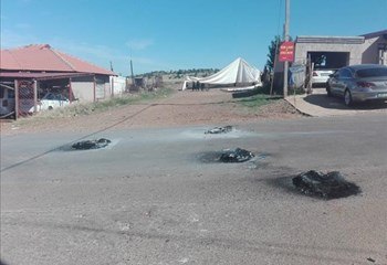 More incidents reported in NW as ballot boxes torched in Potchefstroom | News Article