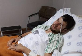 Injured biker thanks Bfn for support after accident  | News Article