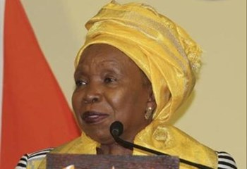 New 'smart city' will be easy to run, says Minister Dlamini-Zuma | News Article