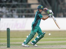 Khan, Nazir shine with bat to give Pakistan two-nil lead in Youth ODI series | News Article