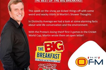 -TBB- The Best of The Big Breakfast 3-7 June | Blog Post