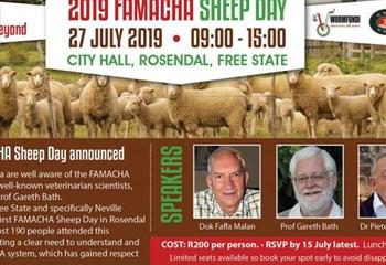 Famacha-skaapdag op Rosendal is om die draai | News Article