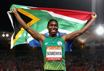 Semenya blocked from defending world title | News Article