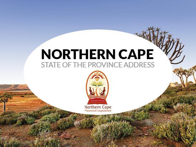 Northern Cape SOPA 2019