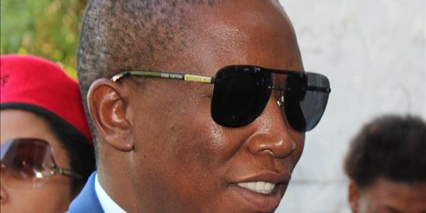 Malema's court application dismissed | News Article