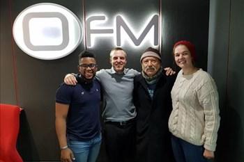 -TBB- Frank Opperman joins The Big Breakfast LIVE in studio! | Blog Post