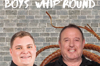 Just Plain Drive:  The Boys Whip'Round  | Blog Post