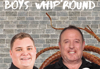Just Plain Drive:  The Boys Whip'Round  | News Article