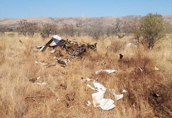 Two men die in light aircraft crash in North West  | News Article