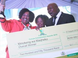 Free State Department of Agriculture recognises females in sector | News Article