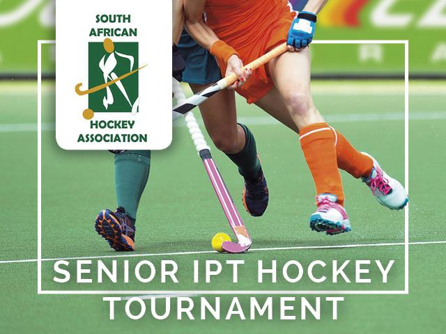 2019 Senior IPT – hockey tournament