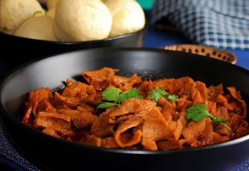 'Cooking with Lamb': Easy, awesome Sheep Tripe | News Article
