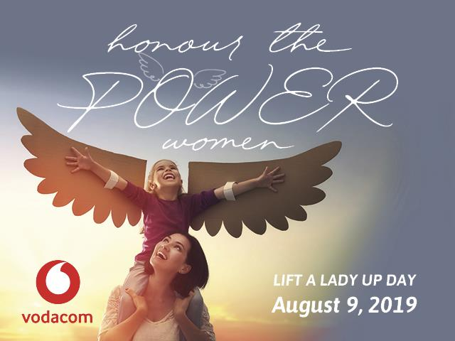 Lift a lady up day
