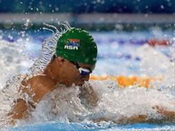 SA swimmers collect ten medals at African Games | News Article
