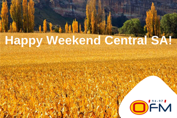 Happy Weekend Central SA! | Blog Post