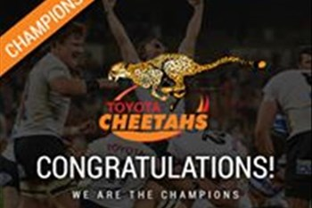 Toyota Free State Cheetahs  Currie Cup trophy  Victory Parade | Blog Post