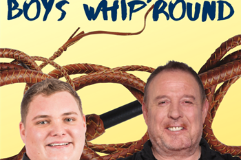 Just Plain Drive: The Boys whip 'round  | Blog Post
