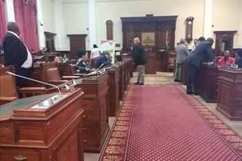 NCOP delegates attend sitting at FS Legislature | News Article
