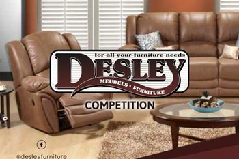 Win with Desley Furniture