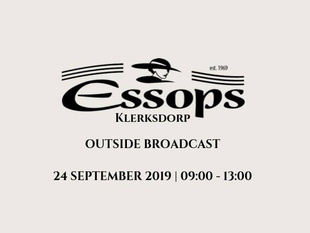 Essops Klerksdorp 50th Birthday Sale