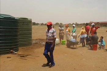 Large parts of Bloemfontein without water | News Article