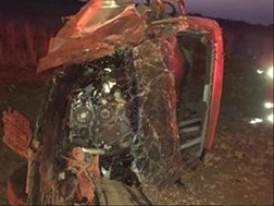 Eight injured, three seriously, in Vereeniging crash | News Article