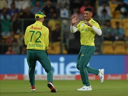 Beuran Hendricks puts Proteas on road to famous victory | News Article